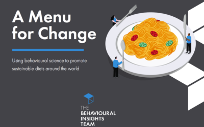 A Menu for Change