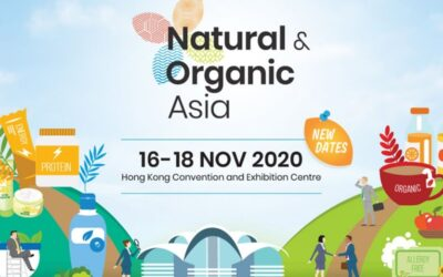 Food Made Good Sustainability Pavilion at Natural and Organic Asia 2020