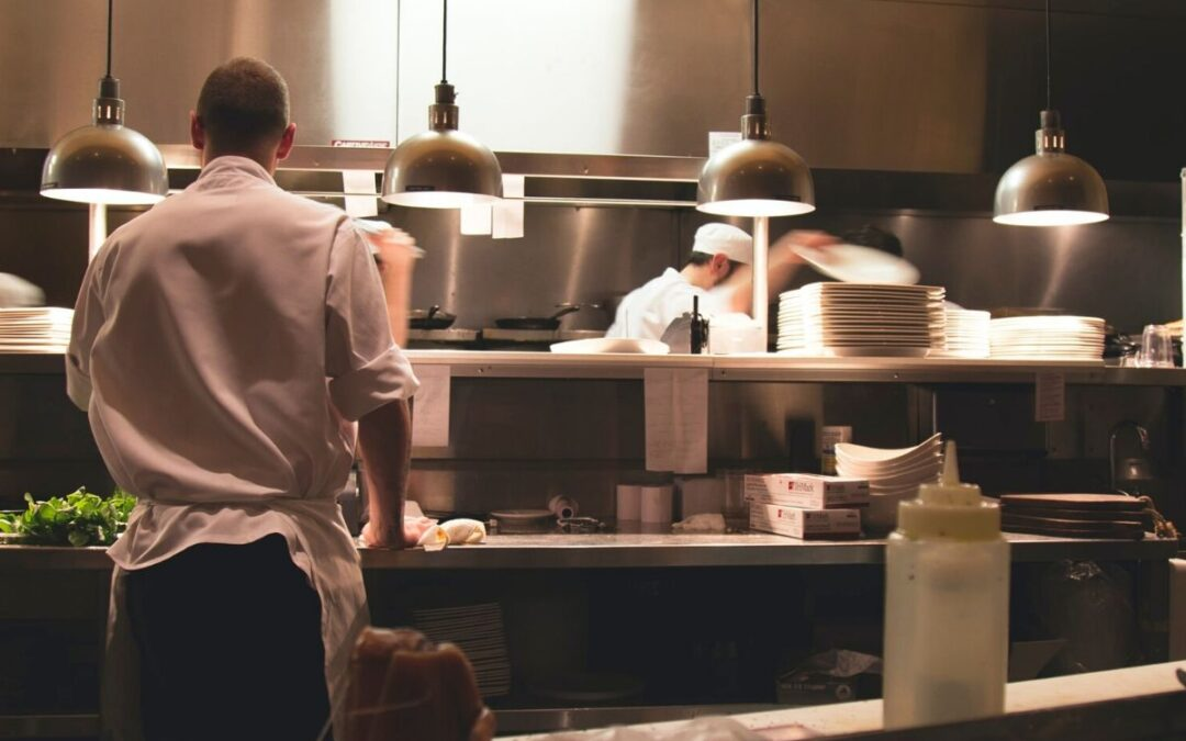 The safety problem for restaurants: the kitchen