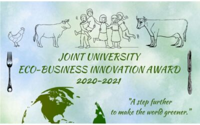 Joint University Eco-Business Innovation Award: A Chance to Explore Green Dining