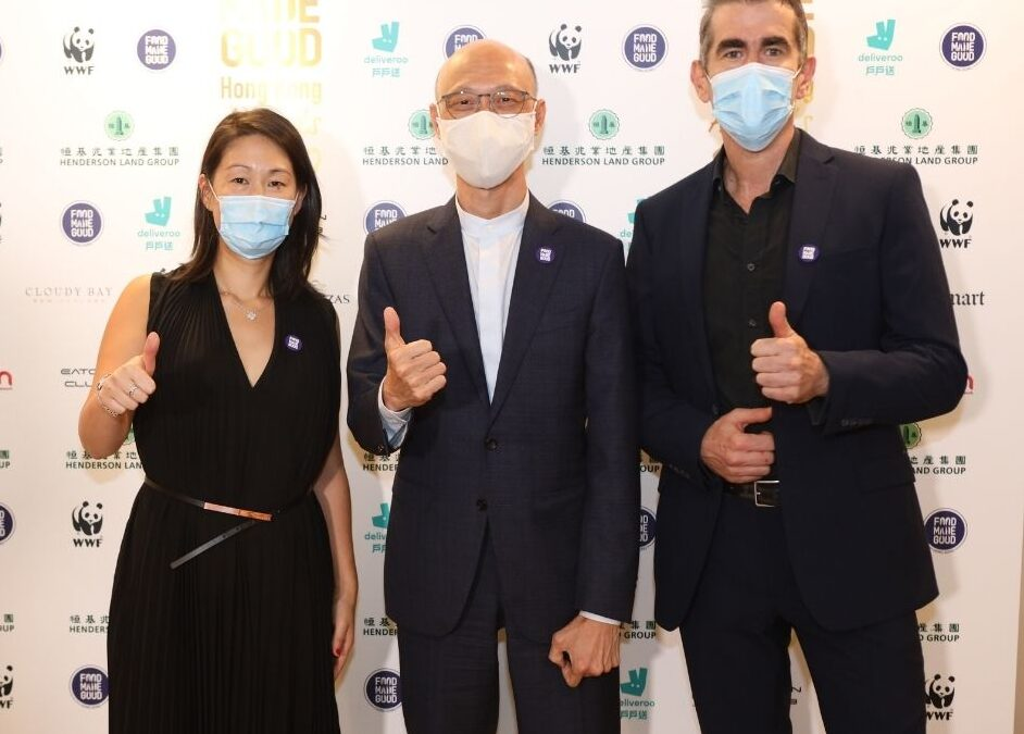 Food Made Good Hong Kong re-energises the sustainable food movement with our first awards ceremony