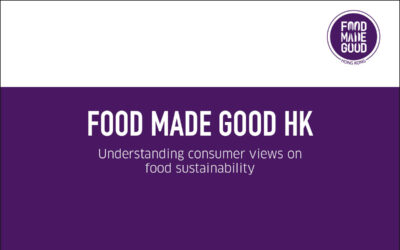 Understanding consumer views on food sustainability