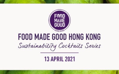 Celebrate Local and Seasonal – Sustainability Cocktails Series: April