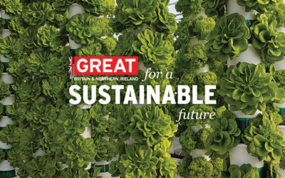 COP 26: GREAT For A Sustainable Future Series